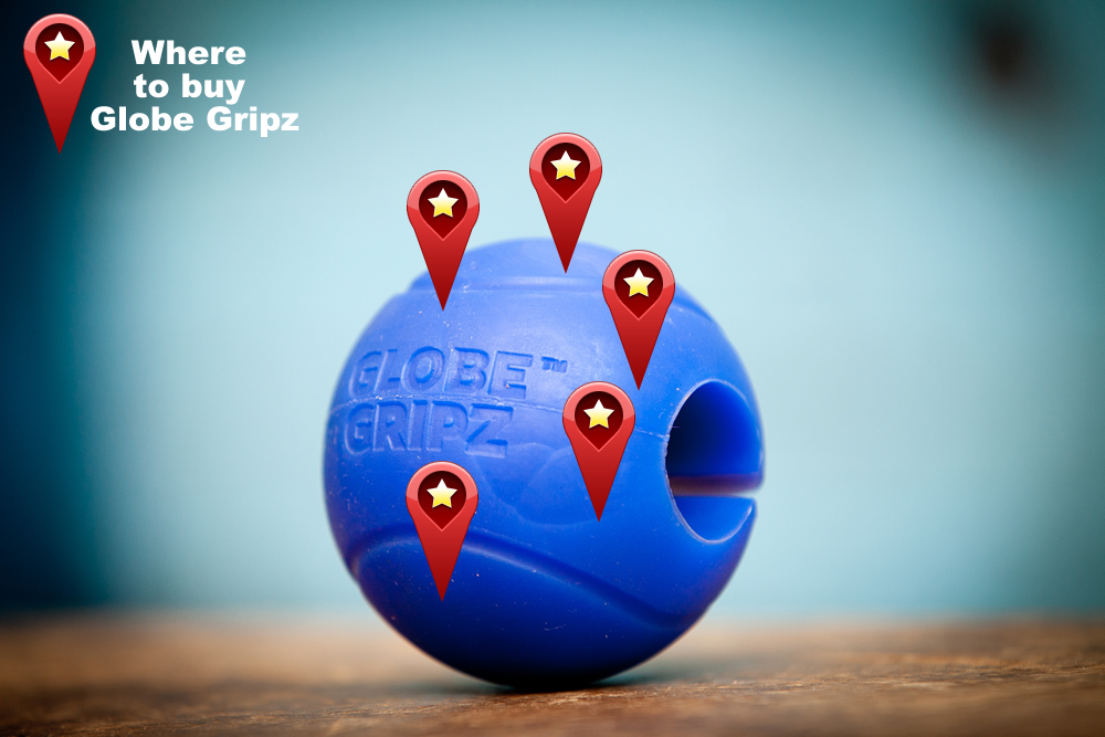 Where to buy Globe Gripz