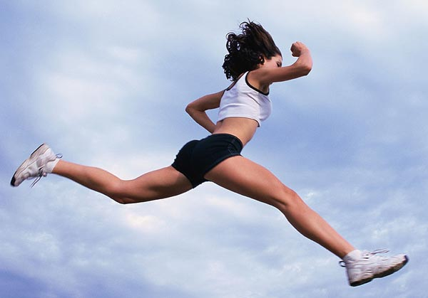 Plyometric jumping drills