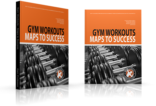 Gym Workout Maps to Success Books